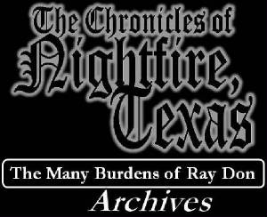 The Many Burdens of Ray Don Archives