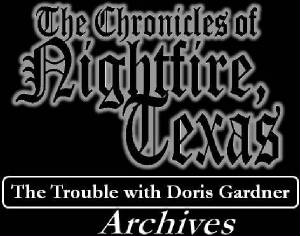 The Trouble with Doris Gardner Archives