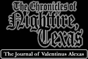 The Journal of Valentinus Alexas